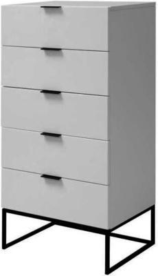 Kiba 5 drawer tall chest image 4