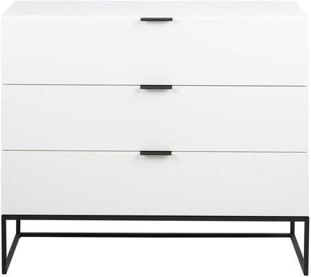 Kiba 3 drawer chest image 2