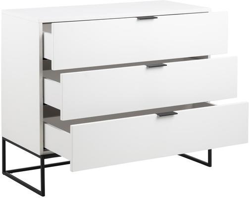 Kiba 3 drawer chest image 3