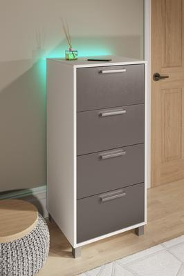 Frank Olsen SMART Tall Chest with mood lighting & phone charging  image 3