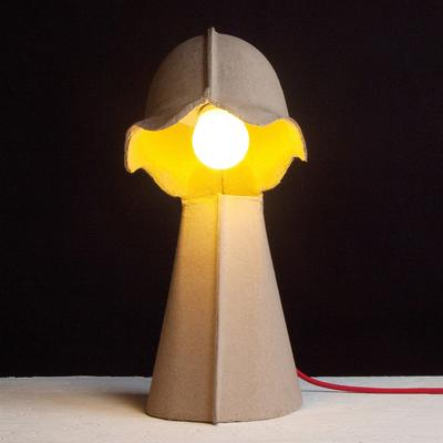Recycled Paper Desk Lamp