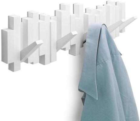 Umbra Sticks Coat Rack - White image 2