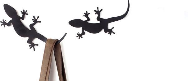 Gecko Coat Hook