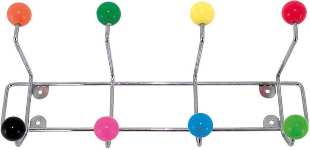 Present Time Saturnus Coat Rack - Multi-Colour