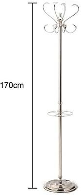High Gloss Metal Coat Stand image 2