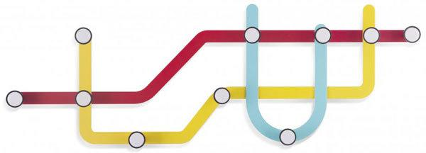 Umbra Subway Multi Hook image 2
