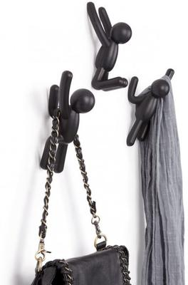 Umbra Buddy Hooks - Black