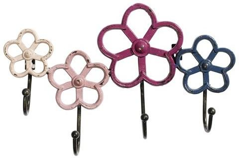 Four Flowers Coat Rack image 2