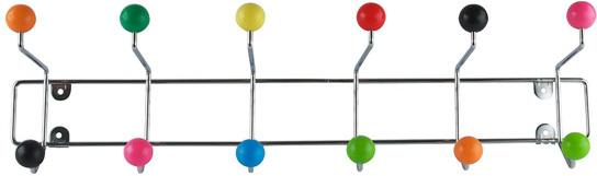 Present Time Saturnus Large Coat Rack - Multicolour