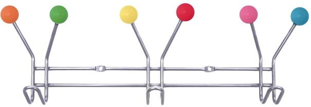 Present Time Jupiter Coat Rack - Multicolour