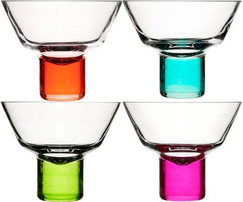 Sagaform Club Martini Glasses (Set of 4)