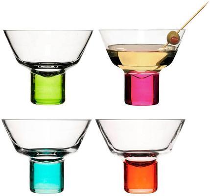 Sagaform Club Martini Glasses (Set of 4) image 2