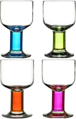 Sagaform Club All Purpose Glasses (Set of 4)