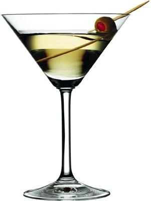 Set Of 6 Martini Cocktail Glasses 260ml image 3