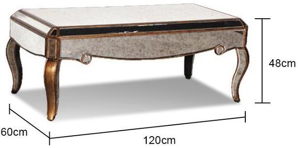 Venetian Coffee Table image 2