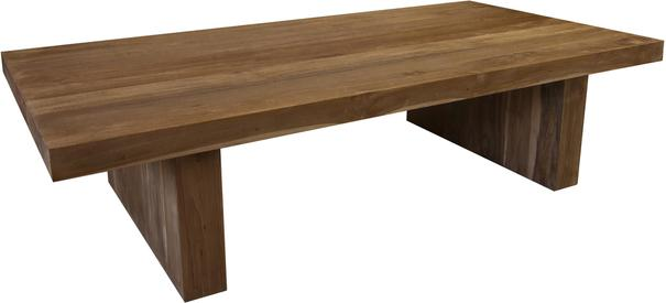 The Semaya solid teak Coffee Table