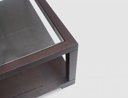 Telva Wenge Oak Coffee Table  image 4