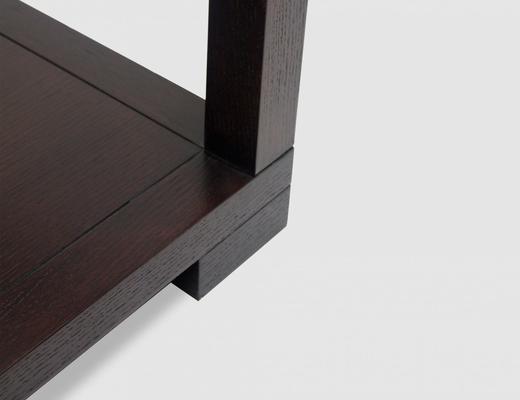 Telva Wenge Oak Coffee Table  image 5