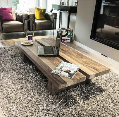 Rinjani Reclaimed Wood Coffee Table