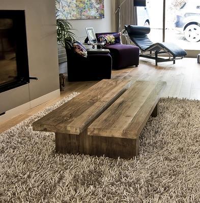 Rinjani Reclaimed Wood Coffee Table image 3