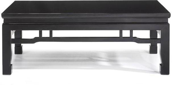 Kang Style Coffee Table, Black Lacquer image 2
