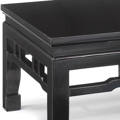 Kang Style Coffee Table, Black Lacquer image 3