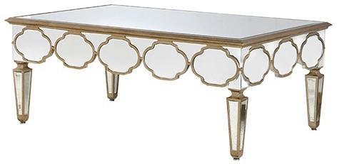 Eastern Panels Coffee Table image 2