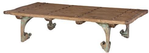 Barn Door Coffee Table image 2
