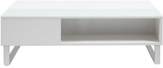 Azalea Storage Coffee Table Oak or White Gloss