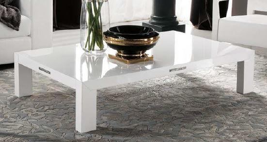Diamond rectangular coffee table