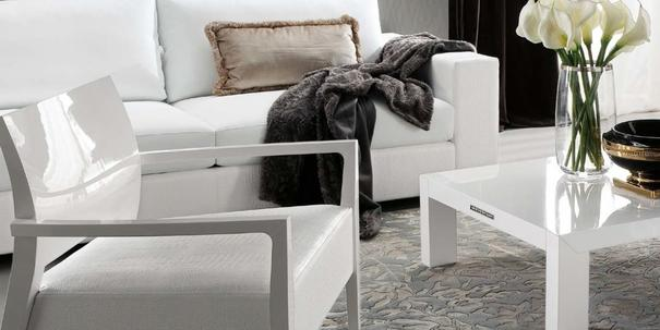 Diamond rectangular coffee table image 3