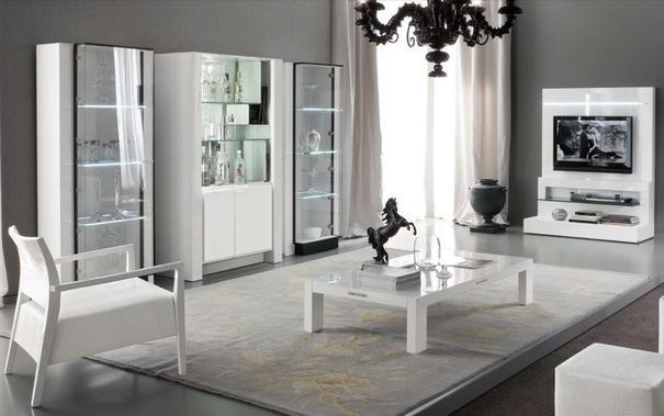 Diamond rectangular coffee table image 4