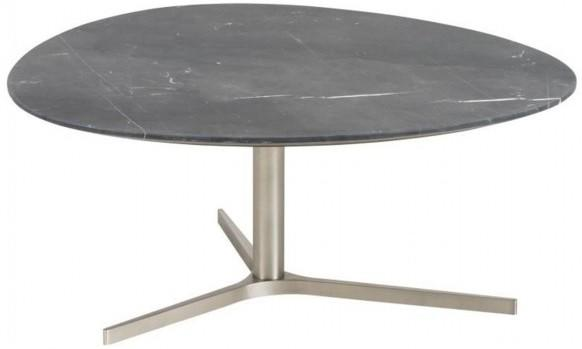Plector (marble) coffee table