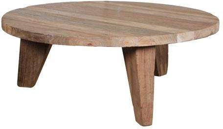 Reclaimed Teak Coffee Table image 2