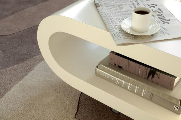 Loopy Retro Coffee table - Oak image 2