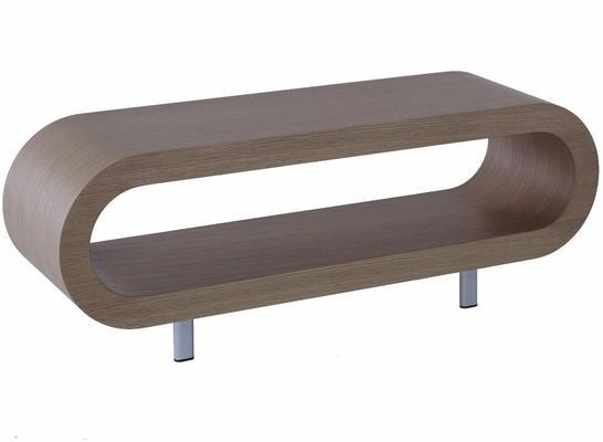 Loopy Retro Coffee table - Oak