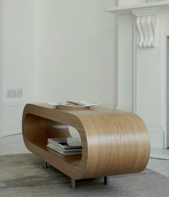 Loopy Retro Coffee table - Oak image 3
