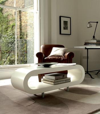Loopy Retro Coffee table - Oak image 5