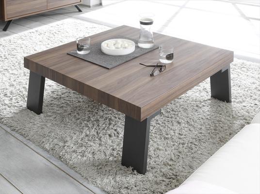 Palma Coffee Table - Walnut Finish