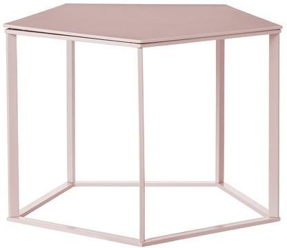 Bloomingville Pentagonal Coffee Table - Pink image 2