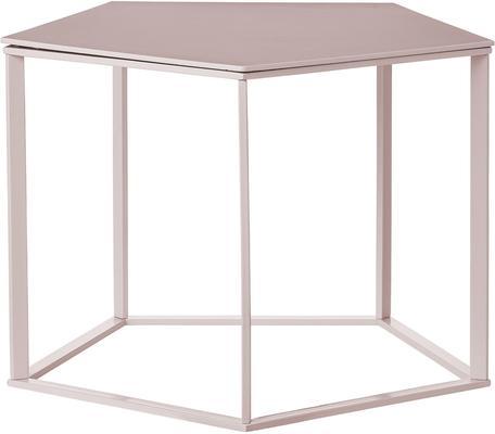 Bloomingville Pentagonal Coffee Table - Pink image 3