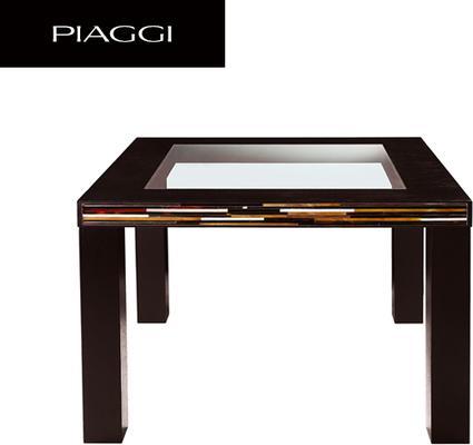 Legson Table Dark Wood image 5