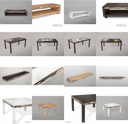 Legson Table Dark Wood image 6