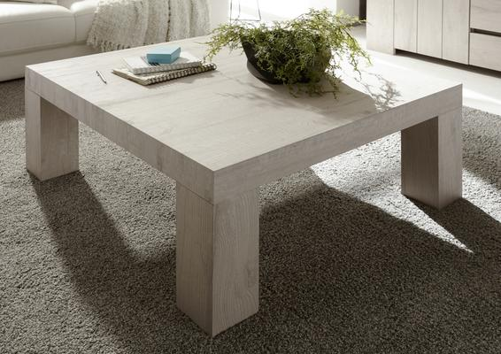 Monza Coffee Table - Rose Beige Finish