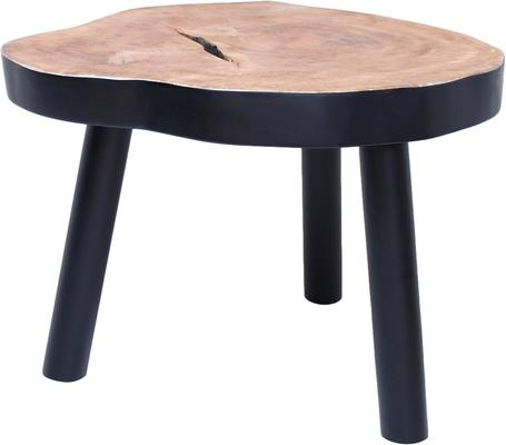 Mango Wood Coffee Table Black image 3