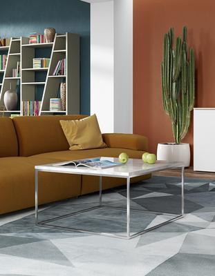Gleam square coffee table image 12