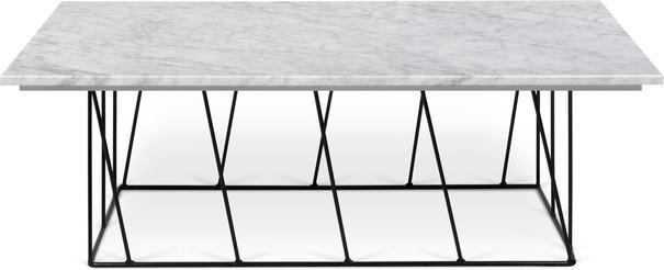 Helix (Marble) Rectangular Coffee Table
