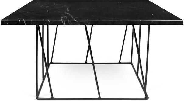 Helix square coffee table