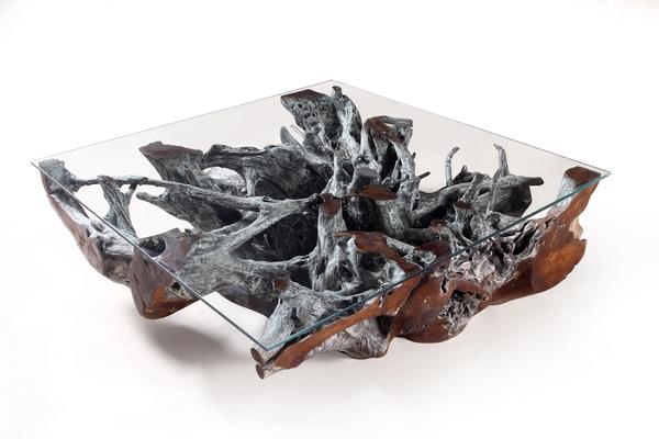 Graviola Teak Root Coffee Table