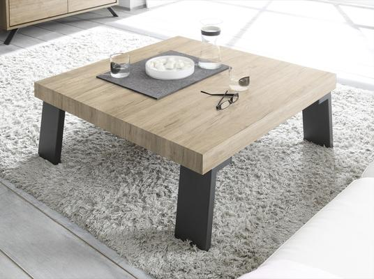 Palma Coffee Table - Sherwood Oak Finish